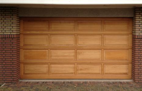 Verschillende soorten garagedeuren