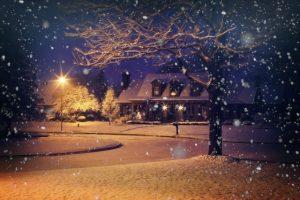 Wintermaanden - energiebesparing
