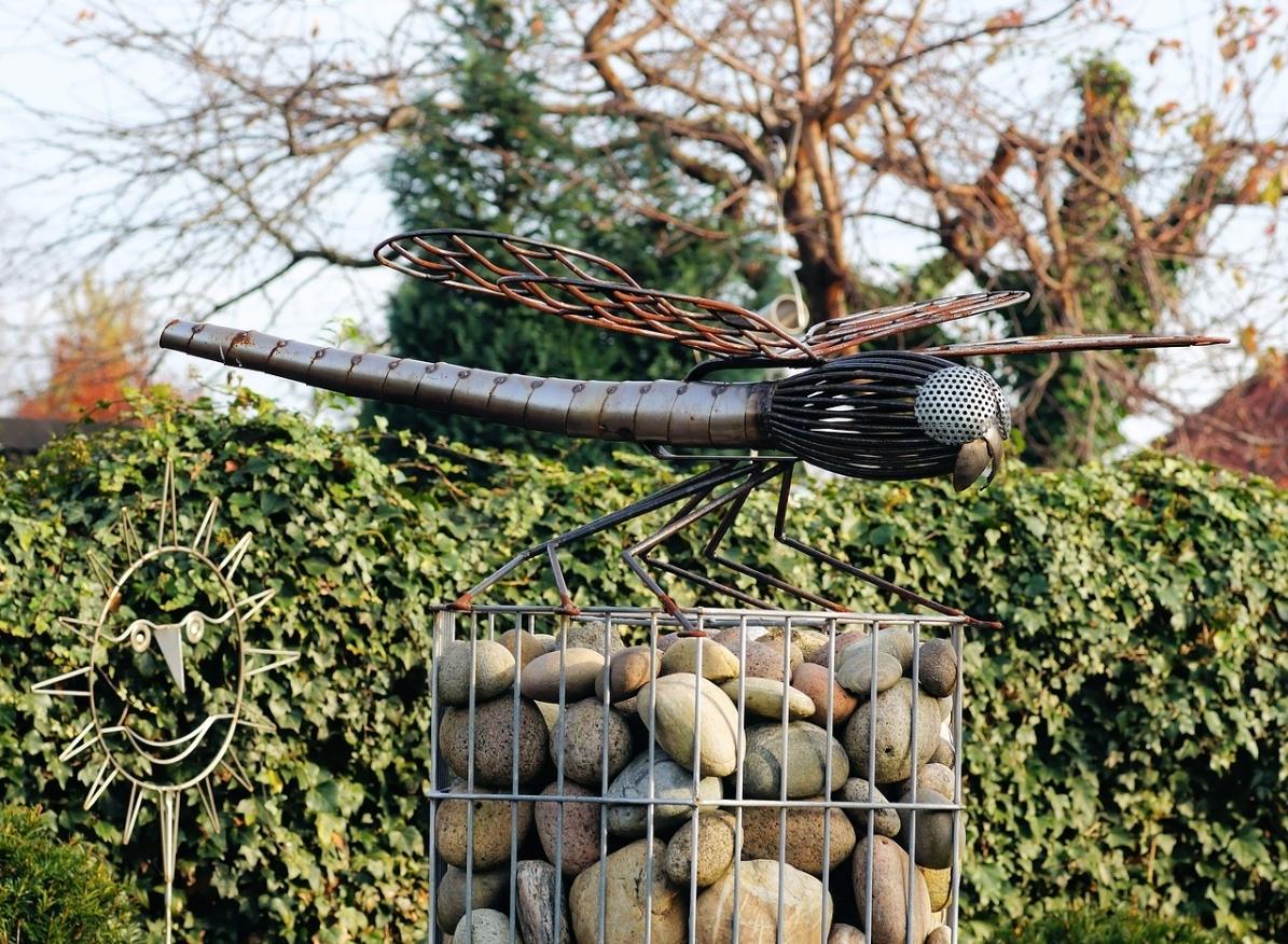 Ideeën voor tuindecoratie